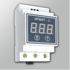 Измеритель - регулятор влажности и температуры ИРВИТ-3