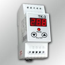 Терморегулятор DigiTOP ТК-3 с выносным датчиком t